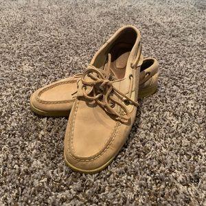 women's sperry's original boat shoes 7.5